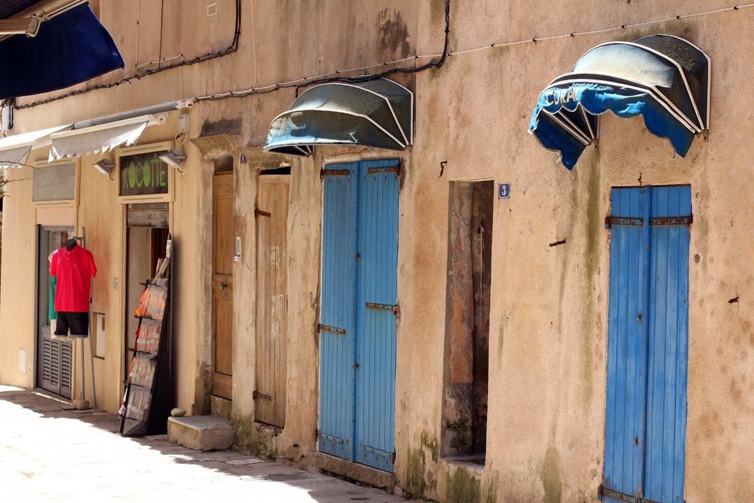Centre-ville Bonifacio Corse