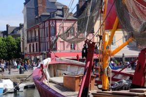 Vieux Bassin Honfleur Normandie