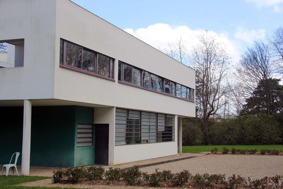 La Villa Savoye Le Corbusier à Poissy