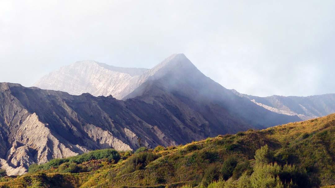 Mont Bromo à Java en Indonésie