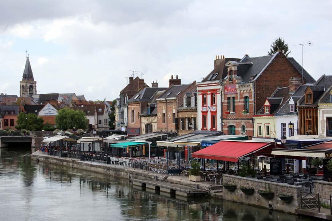 Amiens Quai Belu