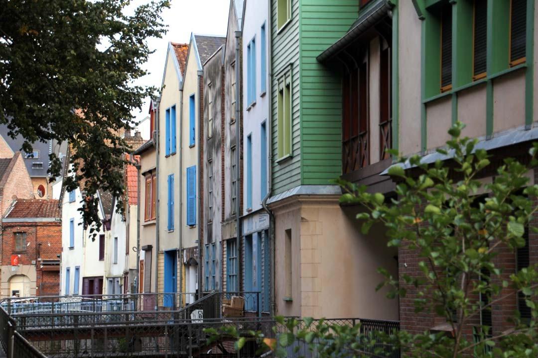 Amiens centre-ville