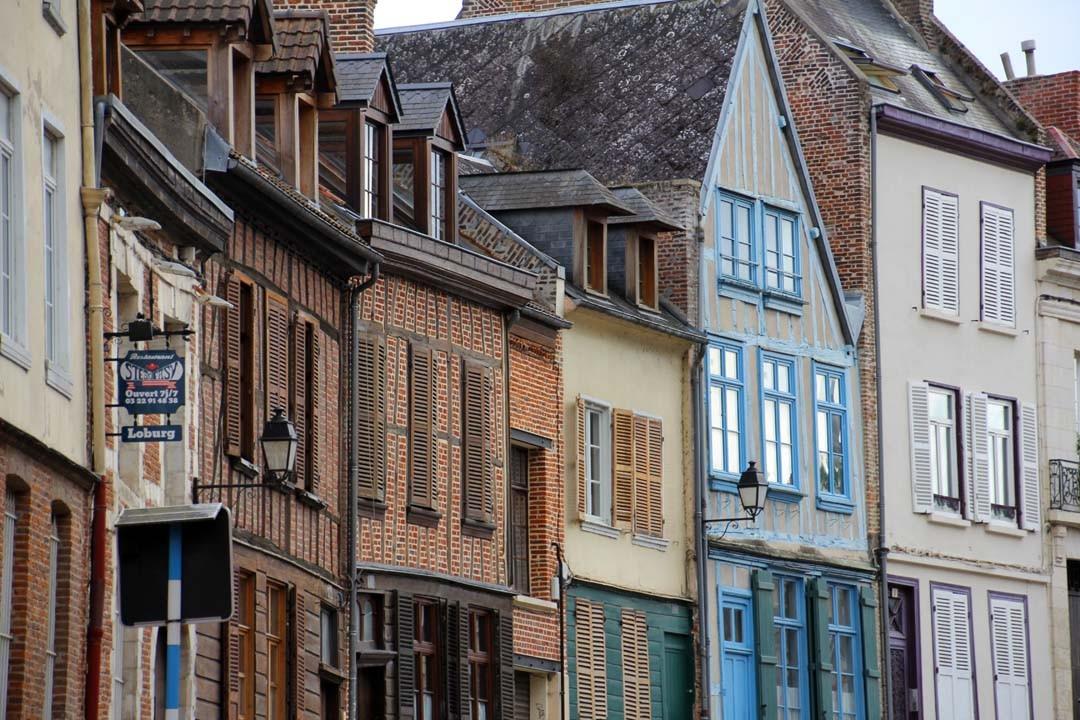 Amiens Maisons
