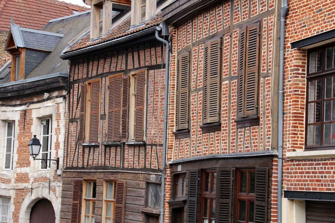 Maisons typiques Amiens