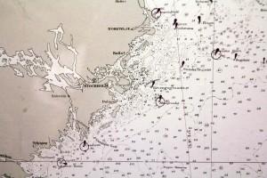 carte Suède