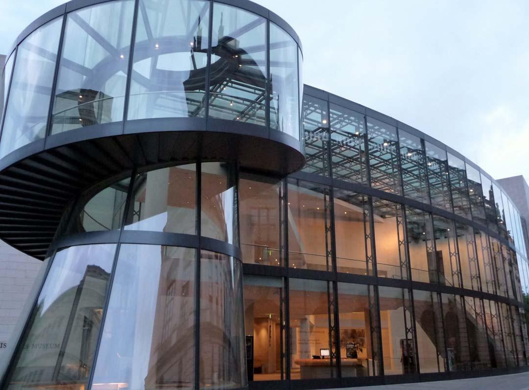 Ile aux musées à Berlin