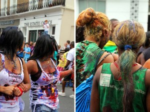 Carnaval de Notting Hill à Londres