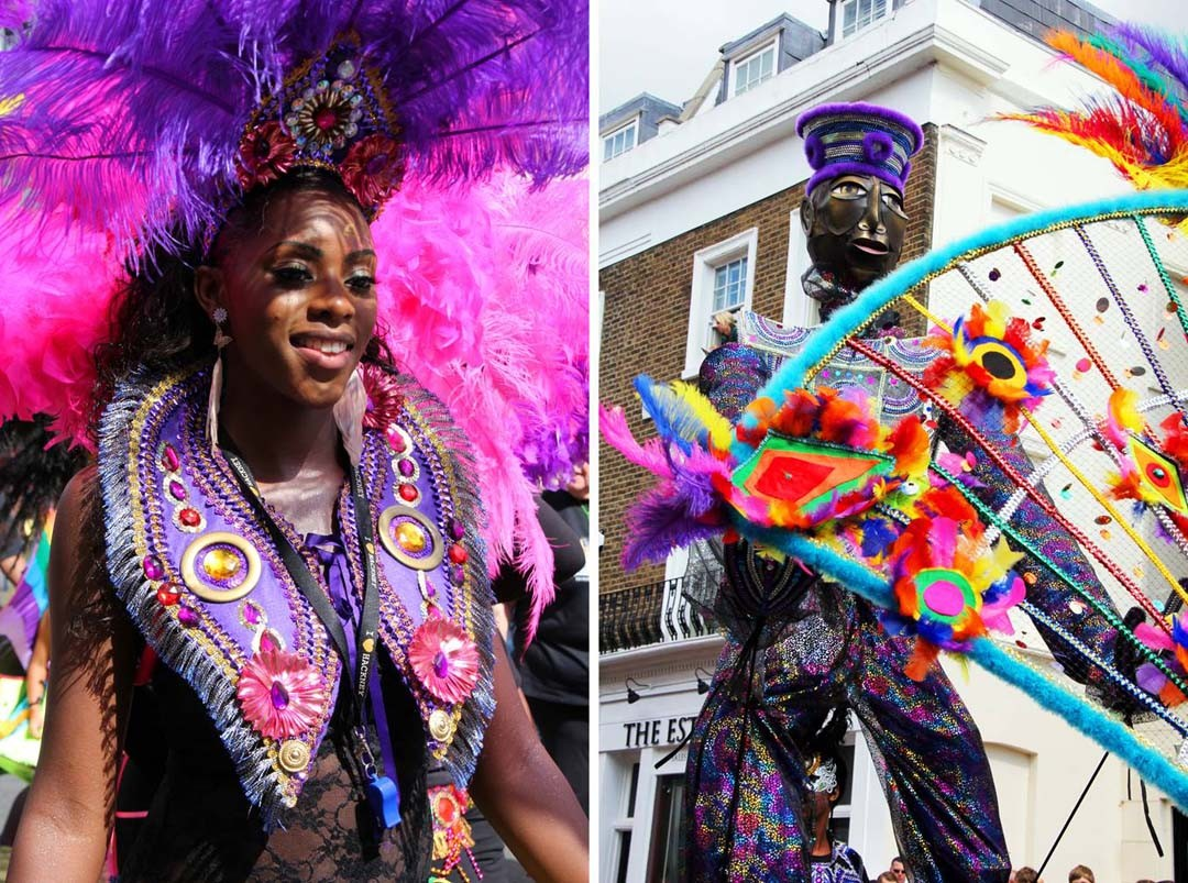 Carnaval de Notting Hill à Londres