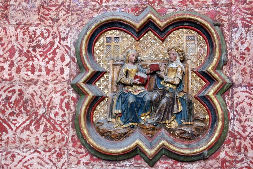 Décor Cathédrale Notre Dame d'Amiens