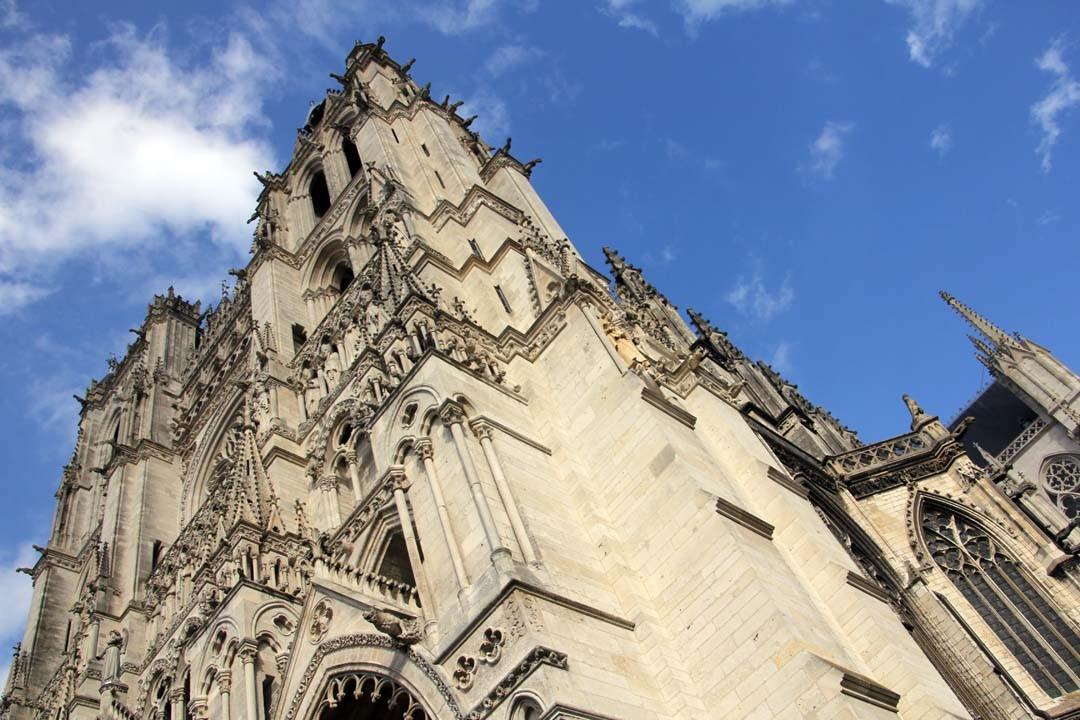Cathédrale Notre Dame d'Amiens