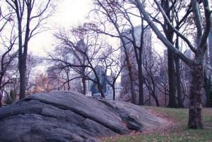 Rocher Central Park New York