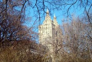 Vue building Central Park New York