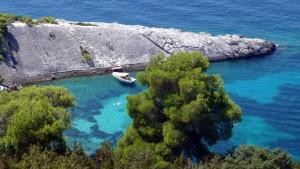 île de Hvar en Croatie