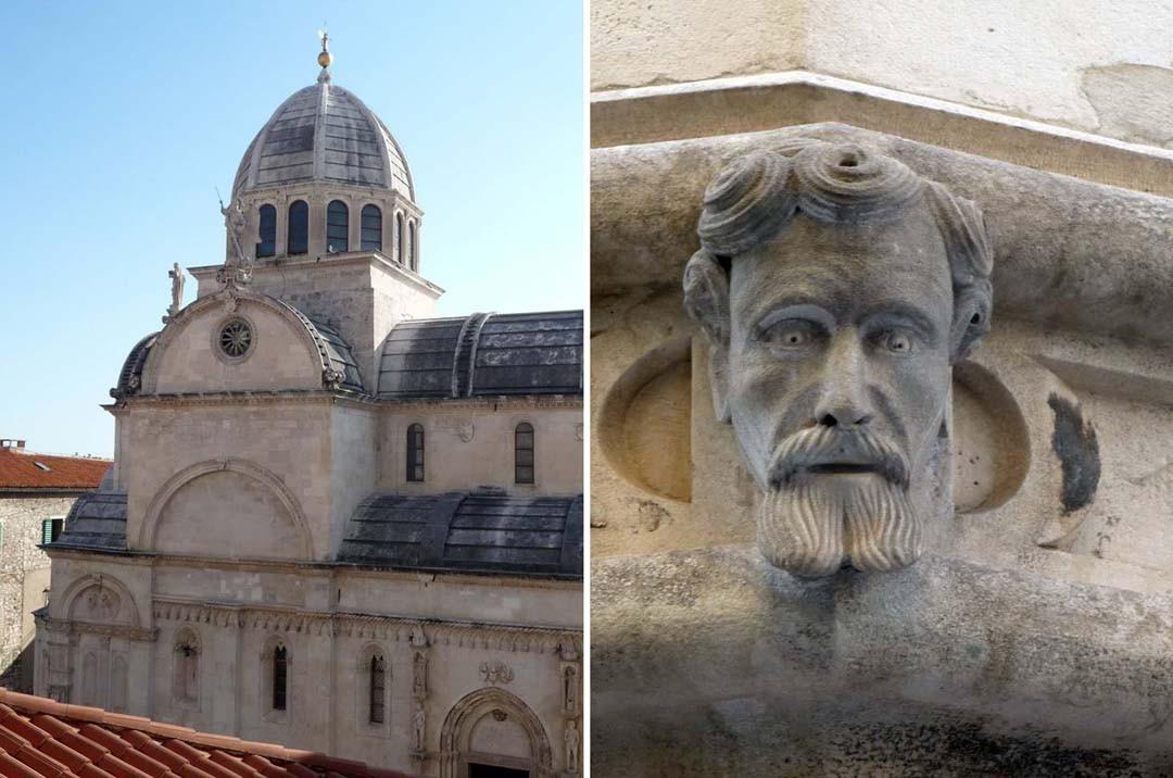Cathédrale Sibenik