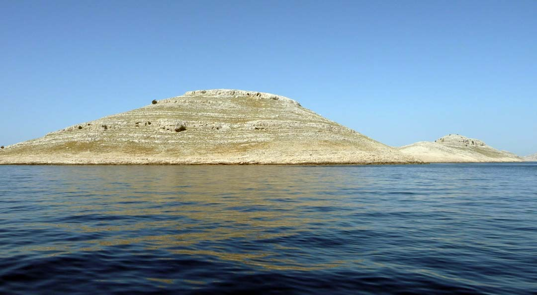 îles Kornati en Croatie