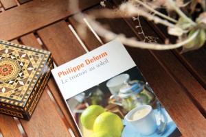 Livre le trottoir au soleil de Philippe Delerm