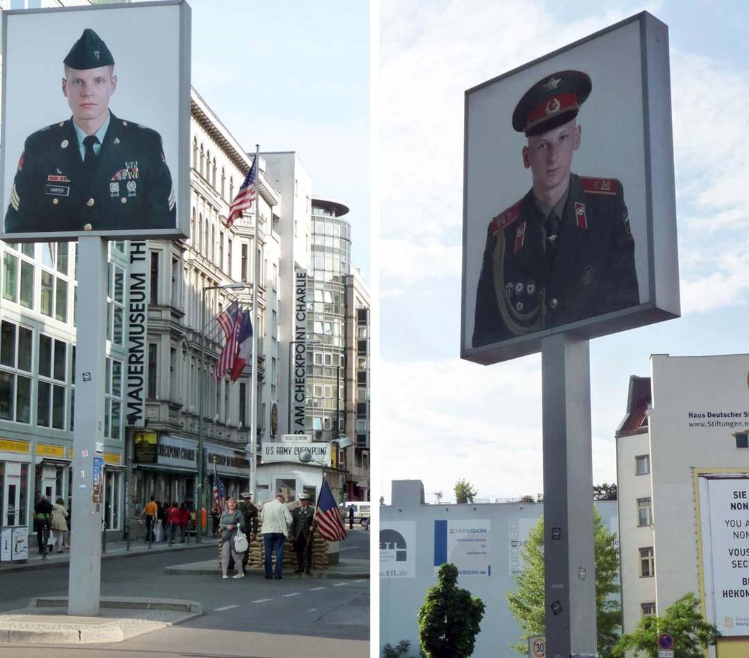 Soldats Berlin