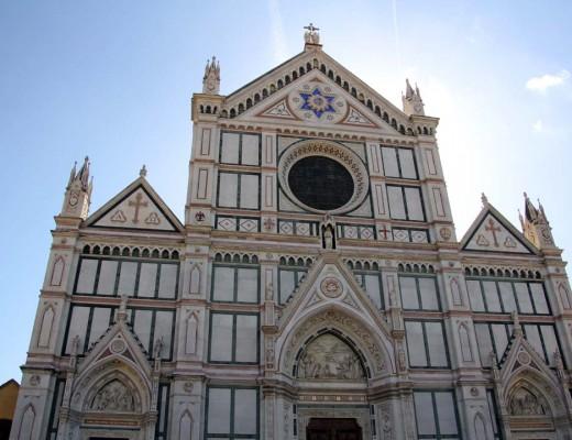 Basilique Santa Croce à Florence