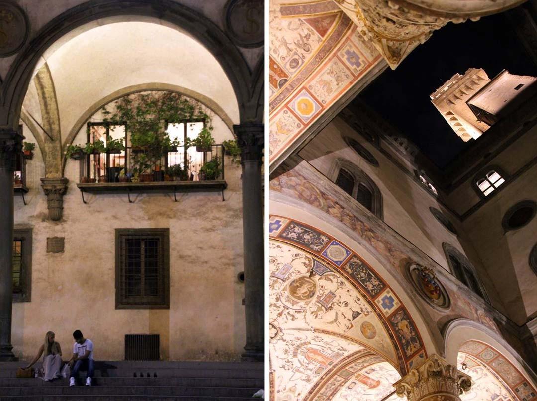Palazzo Vecchio à Florence