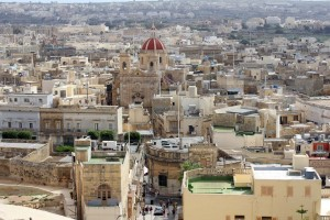 L'île de Gozo à Malte - Mdina
