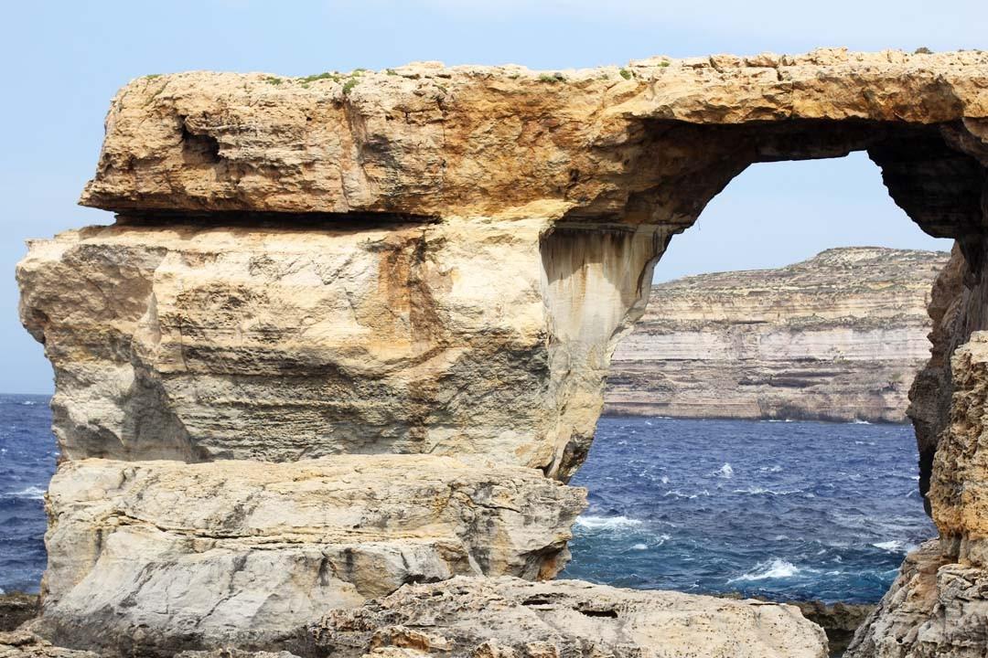 L'île de Gozo à Malte - Azure Window