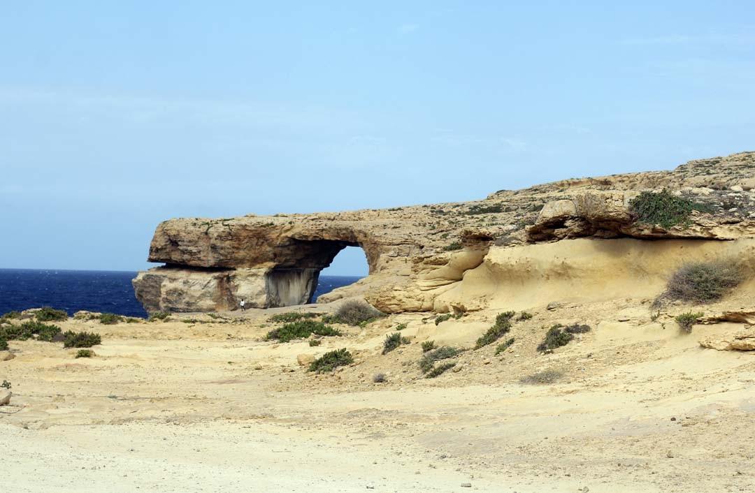 L'île de Gozo à Malte - Azure Window - mariage Game of Thrones