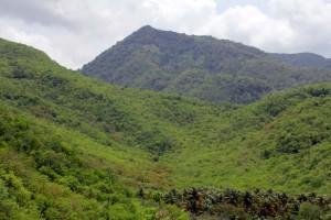 Montagne Soufrière Guadeloupe