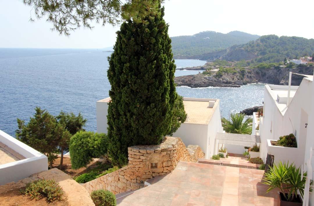 Paysage à Ibiza