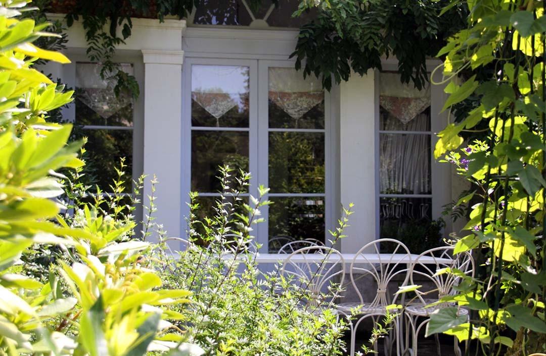 Maison de Chateaubriand et Salon de thé à Chatenay-Malabry