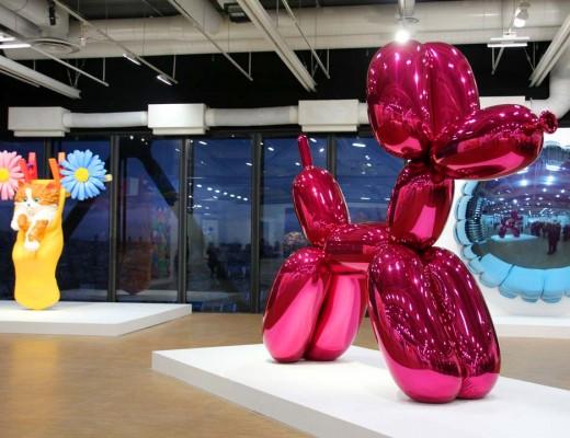 Exposition Jeff Koons
