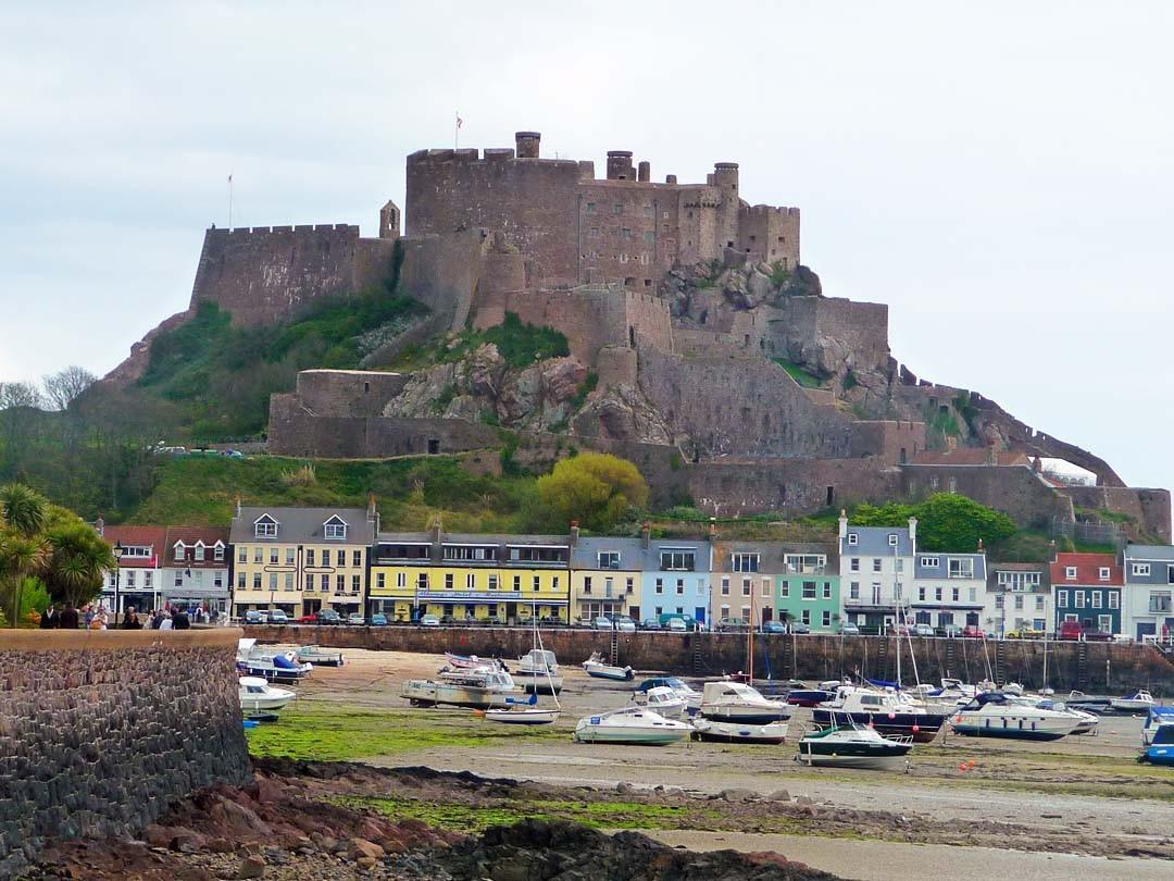 Jersey Mont Orgueil Castle