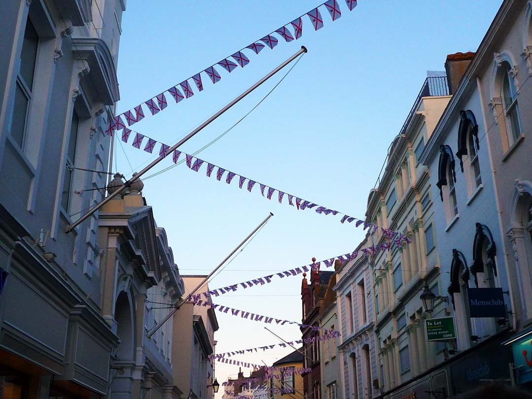 Saint Hélier à Jersey
