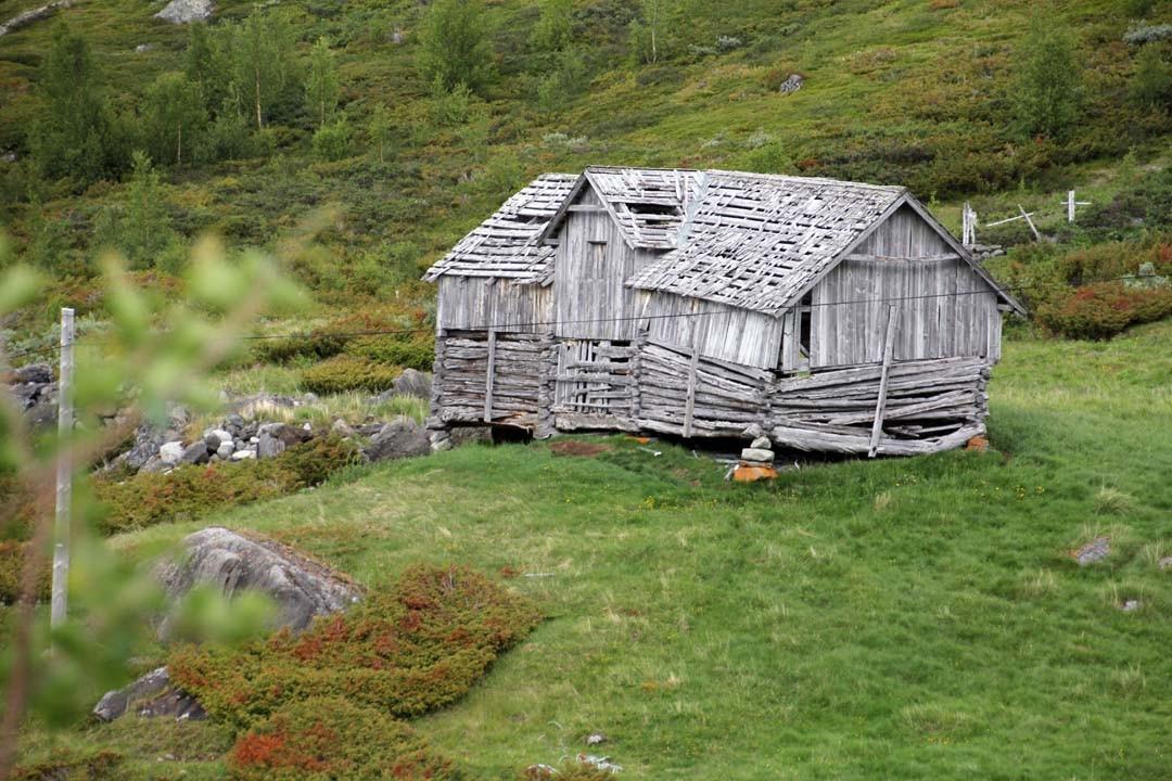 Maison de montagne en Norvège