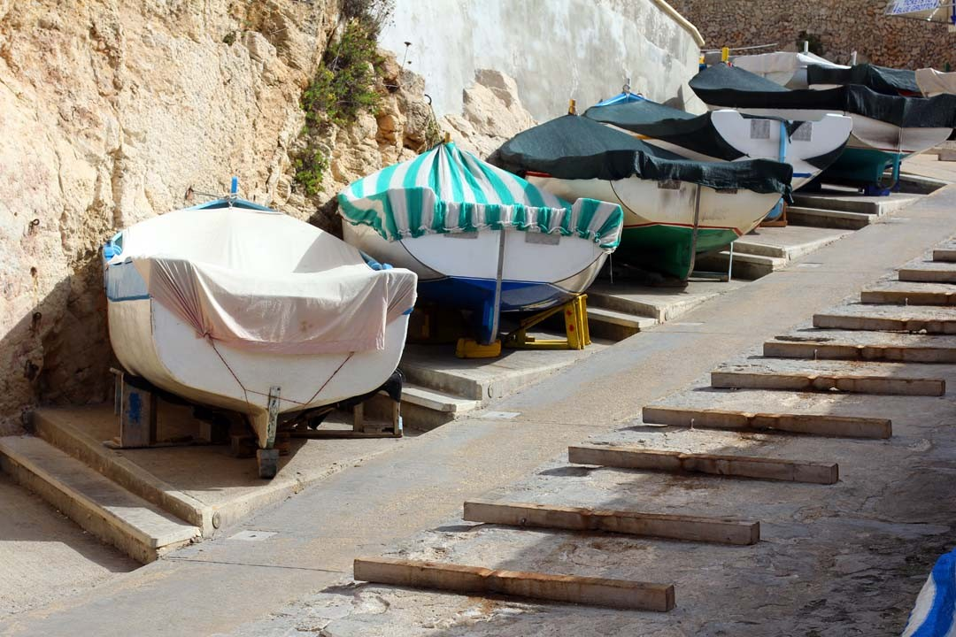 Malte bateaux