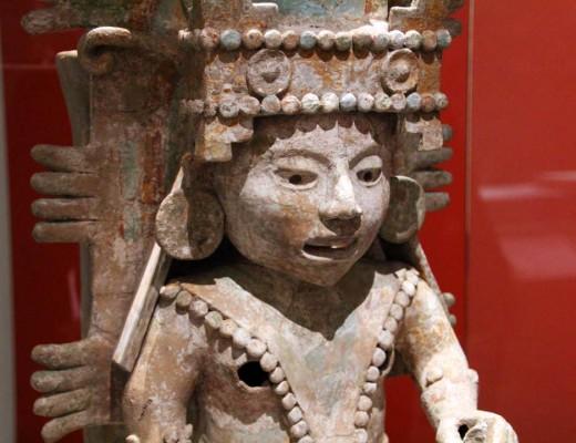 Exposition Mayas au Musée du Quai Branly à Paris
