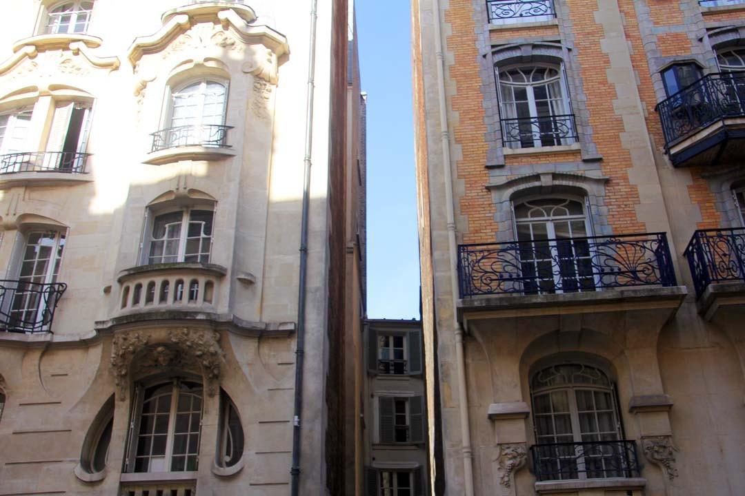 Plus petite maison de Paris