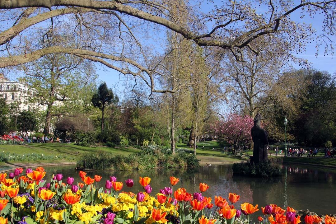 Jardin Batignolles