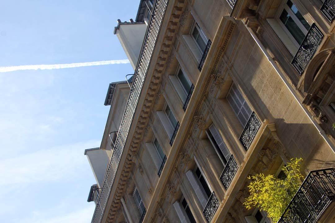 Immeuble à Paris Monceau