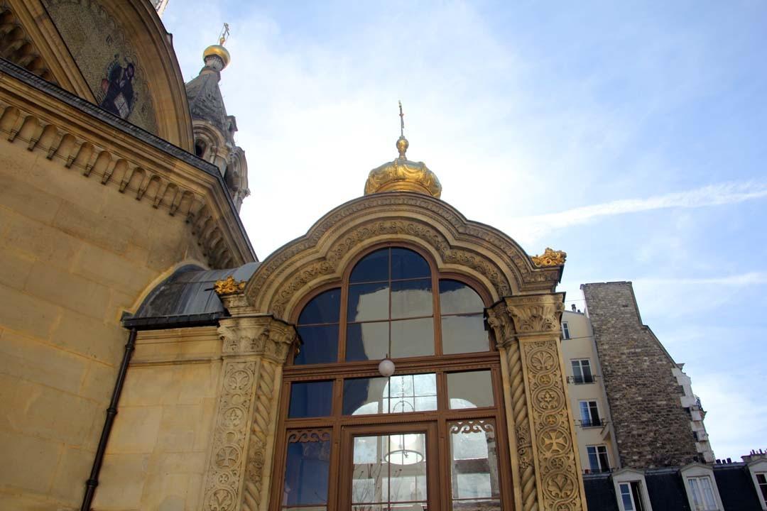 Cathédrale Saint Alexandre-Nevsky