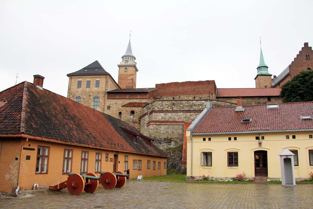 citadelle d'Akershus à Oslo