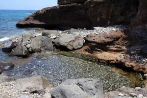 Source de l'Anse Thomas en Guadeloupe