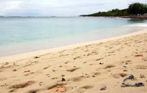 Plage du Souffleur en Guadeloupe