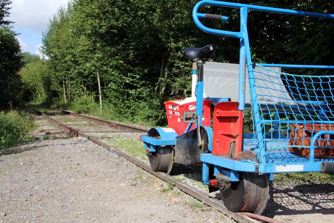Rando-rail pays de lumbres