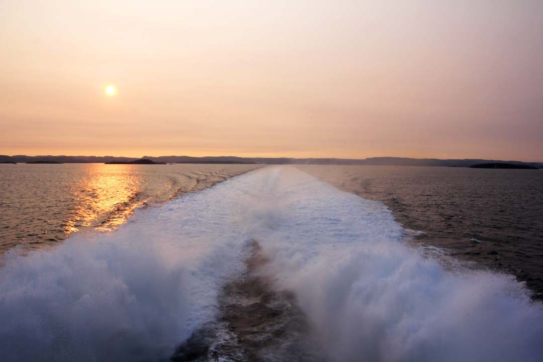 Ferry Norvège Danemark