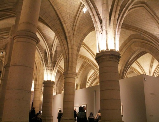 L'exposition Saint Louis à la Conciergerie