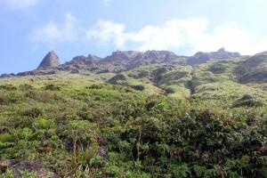 Randonnée La Soufrière en Guadeloupe