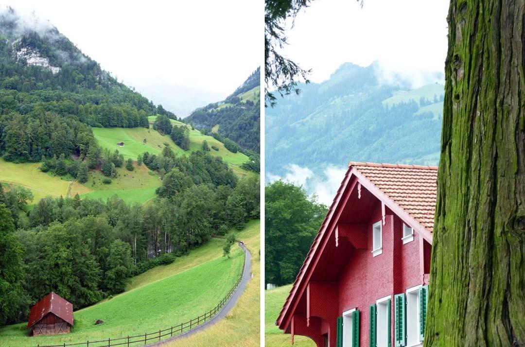 Sachseln en Suisse