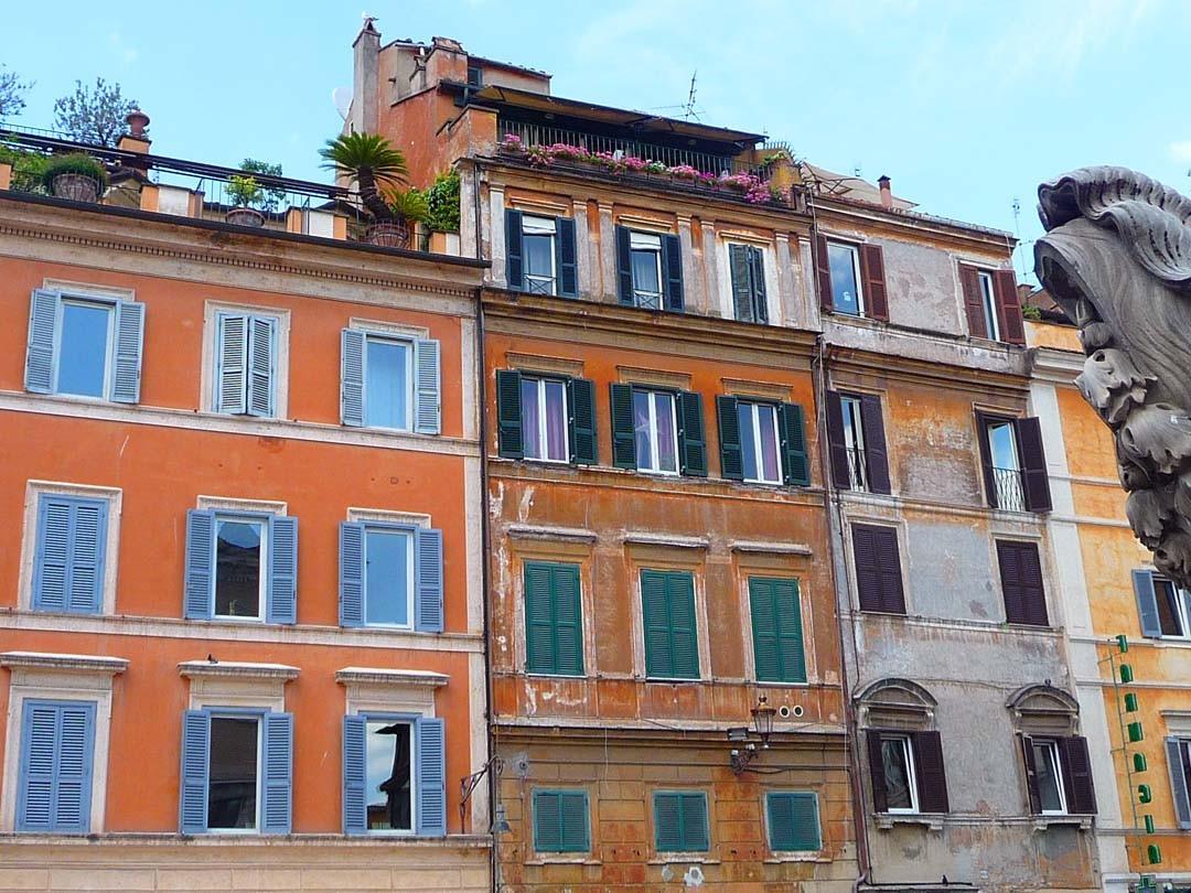 Place Santa Maria de Trastevere à Rome