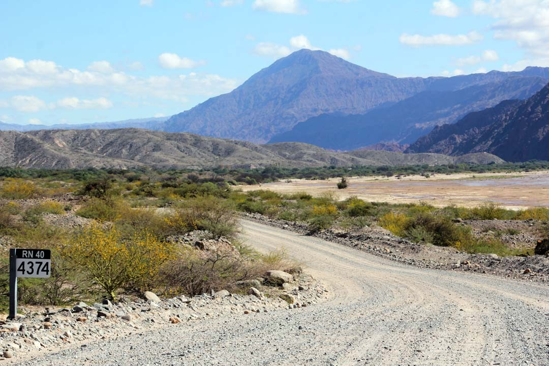 argentine road trip route 40 Cafayate Calchaquies