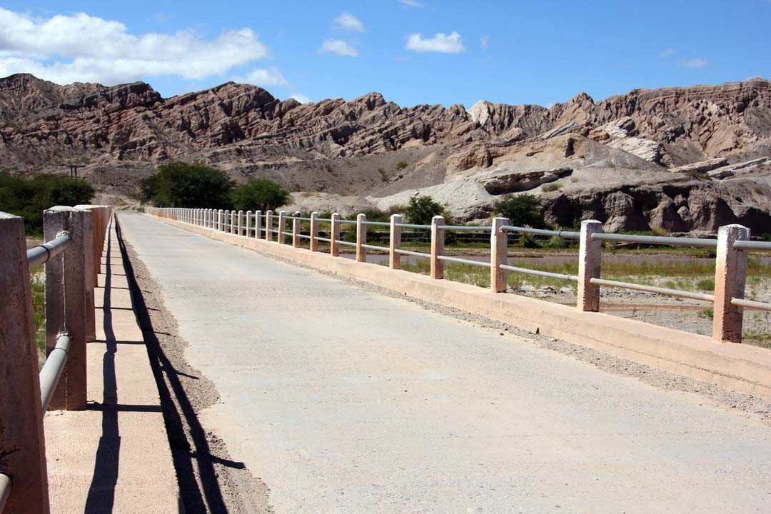 argentine road trip route 40 Cafayate Quebrada de las Flechas